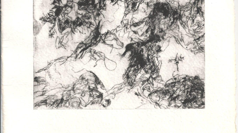 Kupferstich, copperplate etching